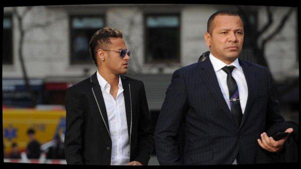 Ça dégénère entre le Barça et le père de Neymar après une réunion ratée