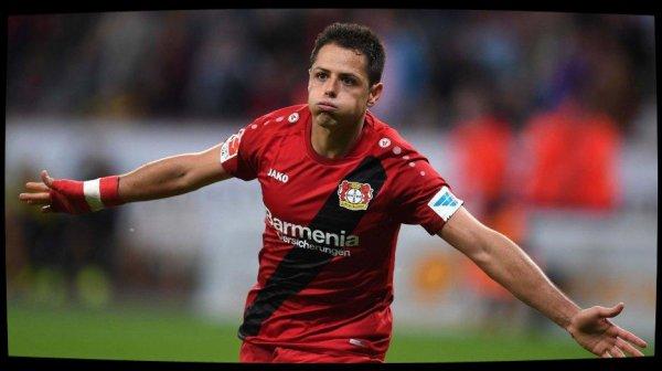 """Javier """"Chicharito"""" Hernandez signe à West Ham"""