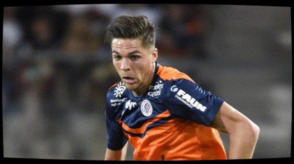 Jonas Martin s'engage pour trois ans avec Strasbourg