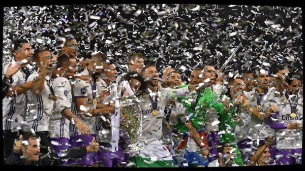 Le Real, roi du classement UEFA