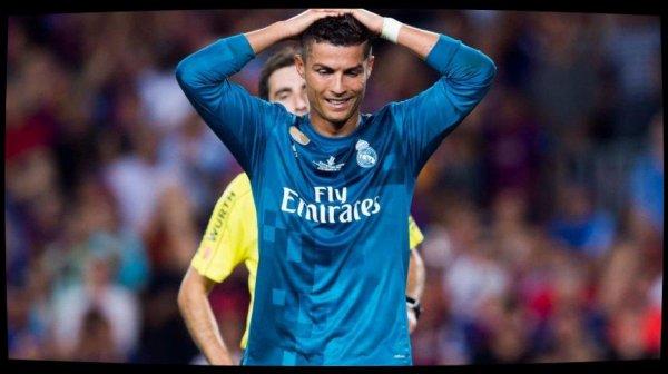 Dernier recours rejeté pour Ronaldo, suspension de cinq matches confirmée