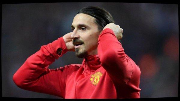 Zlatan Ibrahimovic revient à Manchester United pour une saison