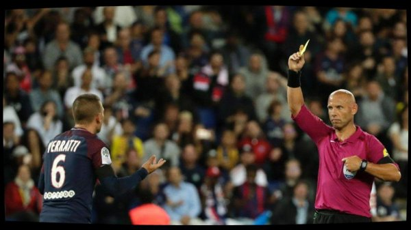 Marco Verratti (PSG) suspendu trois matches