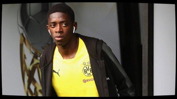 Le FC Barcelone officialise l'arrivée d'Ousmane Dembélé