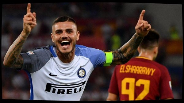 L'Inter s'impose sur la pelouse de l'AS Rome (1-3)