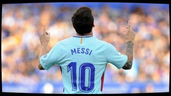 Barcelone s'impose à Alavés (0-2) avec un doublé de Messi