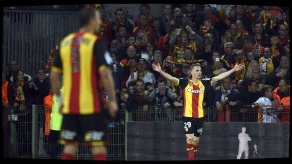 Ligue 2 - Le RC Lens plonge un peu plus en concédant une cinquième défaite consécutive