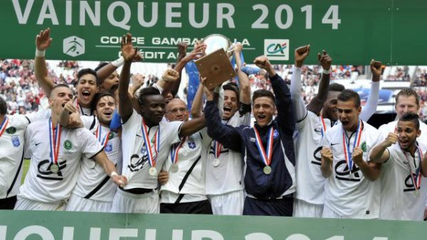 Auxerre remporte la Coupe Gambardella