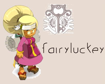 Présentation de Fairyluckey.