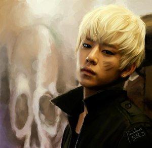 [Chapitre 1] Je te faisais confiance : Daehyun le Mystérieux.