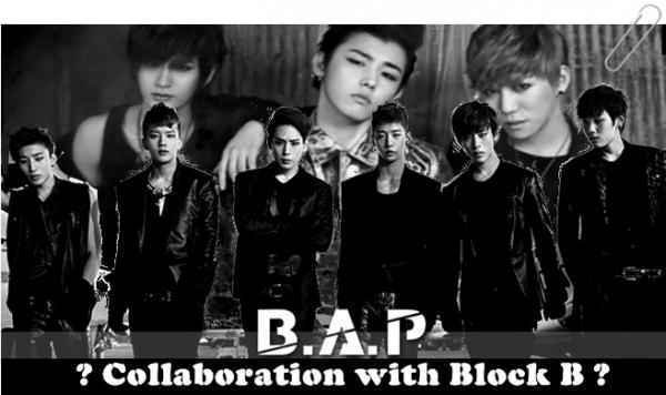 [Chapitre 2] Je te faisais confiance : Collaboration with Block B ?