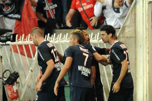 PSG-lyon 2-0 Papapastore et jallet!!