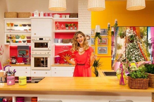 Angie et les recettes de Violetta  -  PART 1