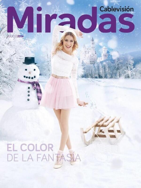 """Tini pour """" Miradas """""""