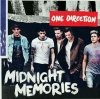 Voila la pochette de Midnight Mermories !!