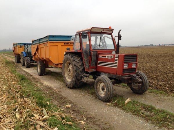 moison maïs 2014