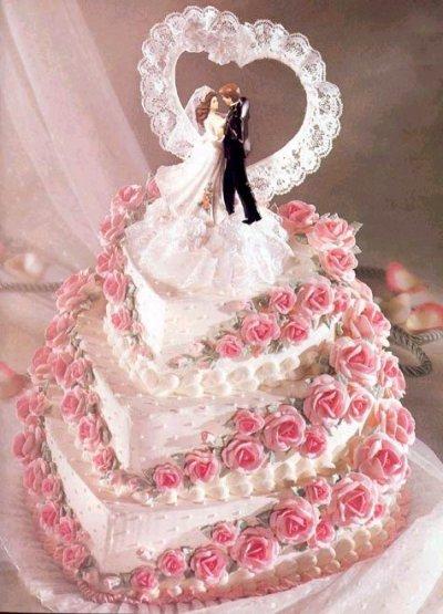 Gâteau Mariage Mon Mariage