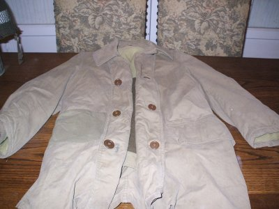 mackinaw 2eme pattern us ww2.
