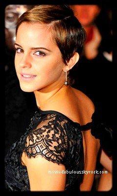Célébrité.  Emma Watson.