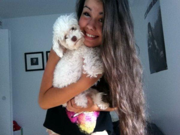 Bébé chien♥