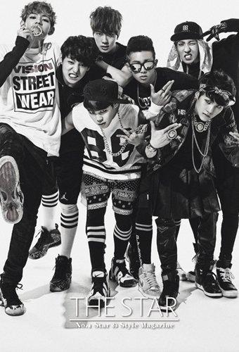BTS c'est le choc!!!