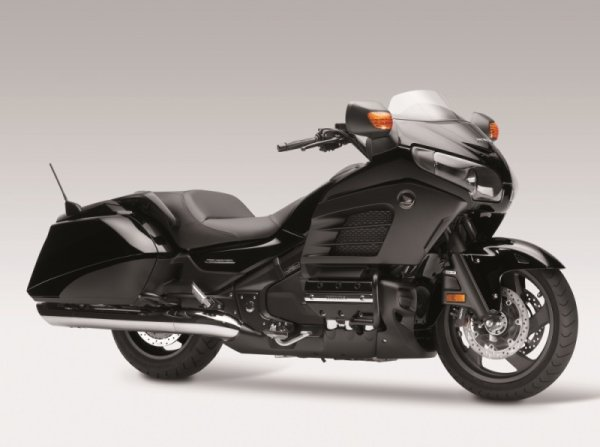 nouvelle Goldwing en France Mars 2013