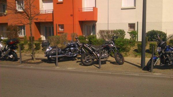 Puce motos du Val-de-reuil