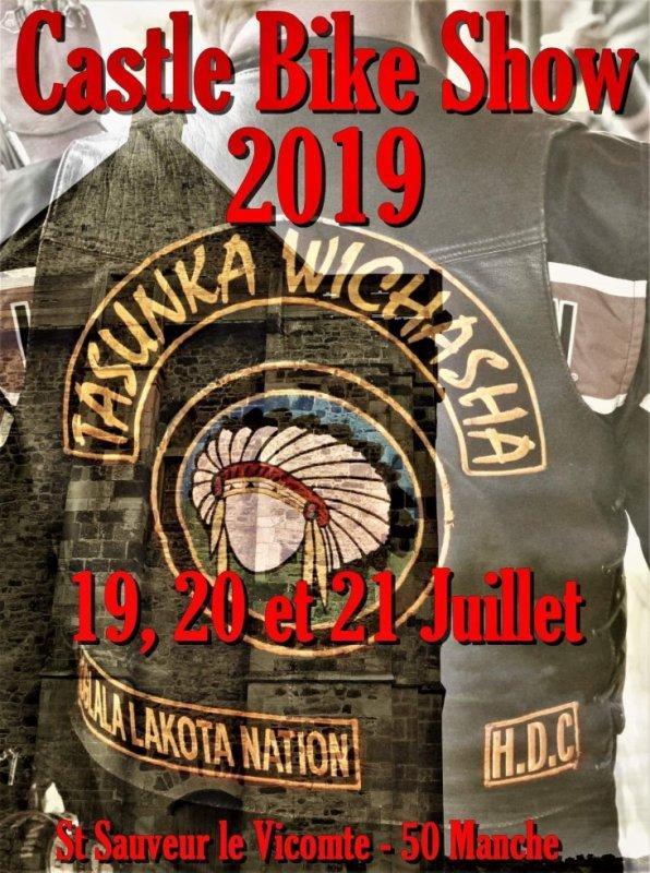 19,20 et 21 juillet 2019