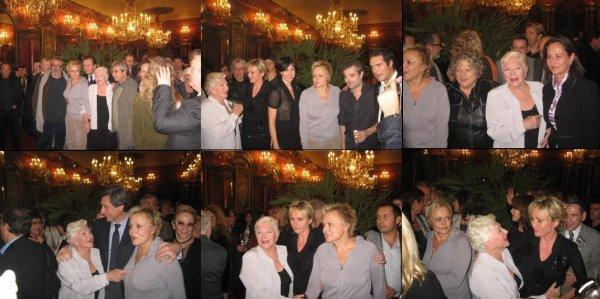 NEWS : De nombreux Artistes applaudissent Muriel Robin et Line Renaud.