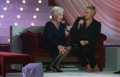 """Passages TV : """"Promotion Fugueuses"""" de Muriel Robin & Line Renaud."""