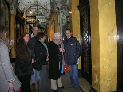 Evènement : Ma rencontre avec Line Renaud, le 29 Décembre 2007