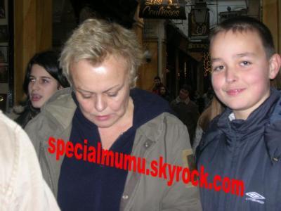 Evènement : Ma première rencontre avec Muriel Robin, le 29 Décembre 2007