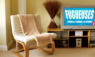 """TV : """" Fugueuses """" en direct sur France 2, le 5 Janvier 2008."""
