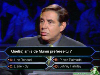 SONDAGE : Quel ami(e) de Muriel Robin préfèrez-vous ?