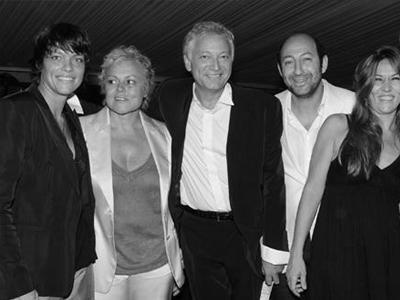 NEWS : Muriel Robin et de nombreux artistent fêtent les 80 ans de Line Renaud.