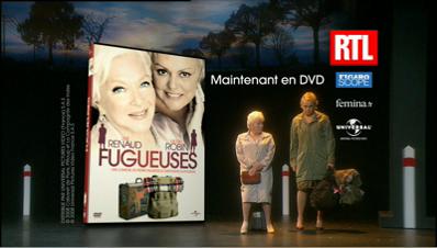 Sortie DVD : Fugueuses en vente depuis le 13 Novembre