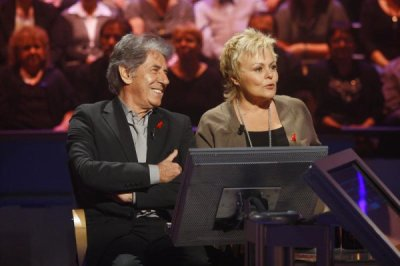 Passages TV - Muriel Robin sur TF1 et France 2, Samedi 27 Mars.