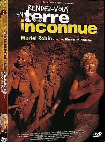 NEWS : Un documentaire avec Muriel Robin à Bornéo + Sortie DVD.