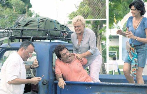 NEWS : Muriel Robin tourne en Thaïlande avec Jean Reno et Christian Clavier.