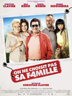 "NEWS : Bande-Annonce, Affiche, Photos du film ""On Ne Choisit Pas Sa Famille"" + Planning Promotion."