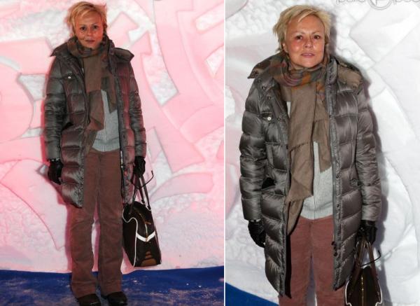 NEWS : Muriel Robin - Début 2012.