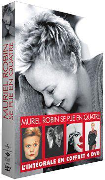 """NEWS : Coffet Collector - """"Muriel Robin se Plie en Quatre"""" (Décembre 2006)"""