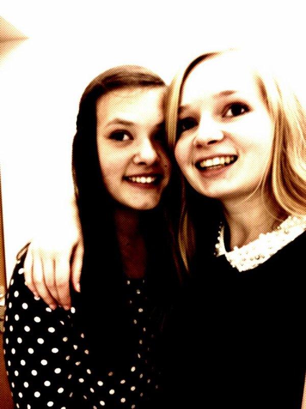 sis and me :)