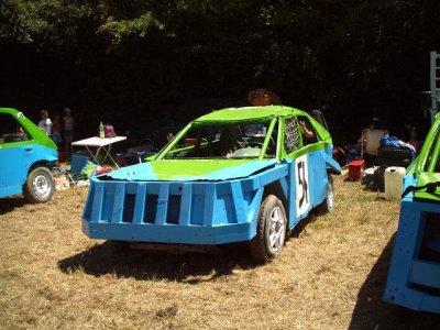 Fun cars club des aravis [LA BALME-DE-THUY]