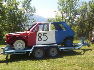 Fun car club des Brasses [ ST JEOIRE EN FAUCIGNY]
