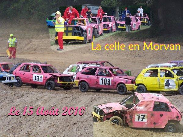 Course du Fun cars Club de la Celle en Morvan, huitième course de l'année 2010