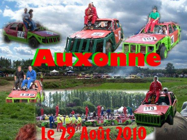 _ Course du Fun cars club Auxonnais, dixième course de l'année 2010