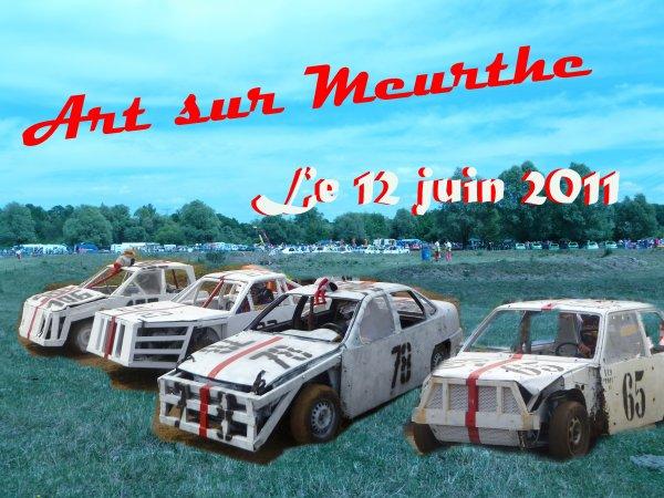 Course du fun cars club dombaslois, Deuxième course de la saison 2011
