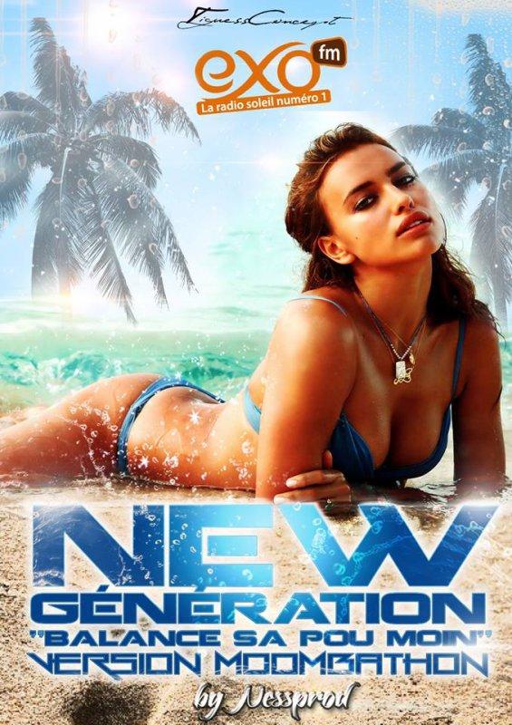 NEW GENERATION BALANSE SA POU MOIN VRS MOOMBAHTON NESSPROD 2013 (2013)