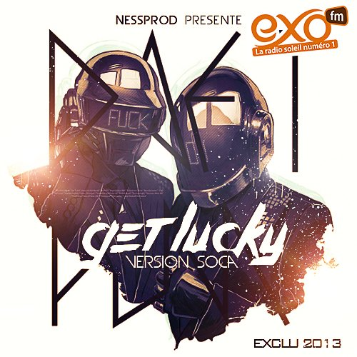 DAFT PUNK__GET LUCKY__ VERSION SOCA RWIMIX_ NESSPROD  (2013)